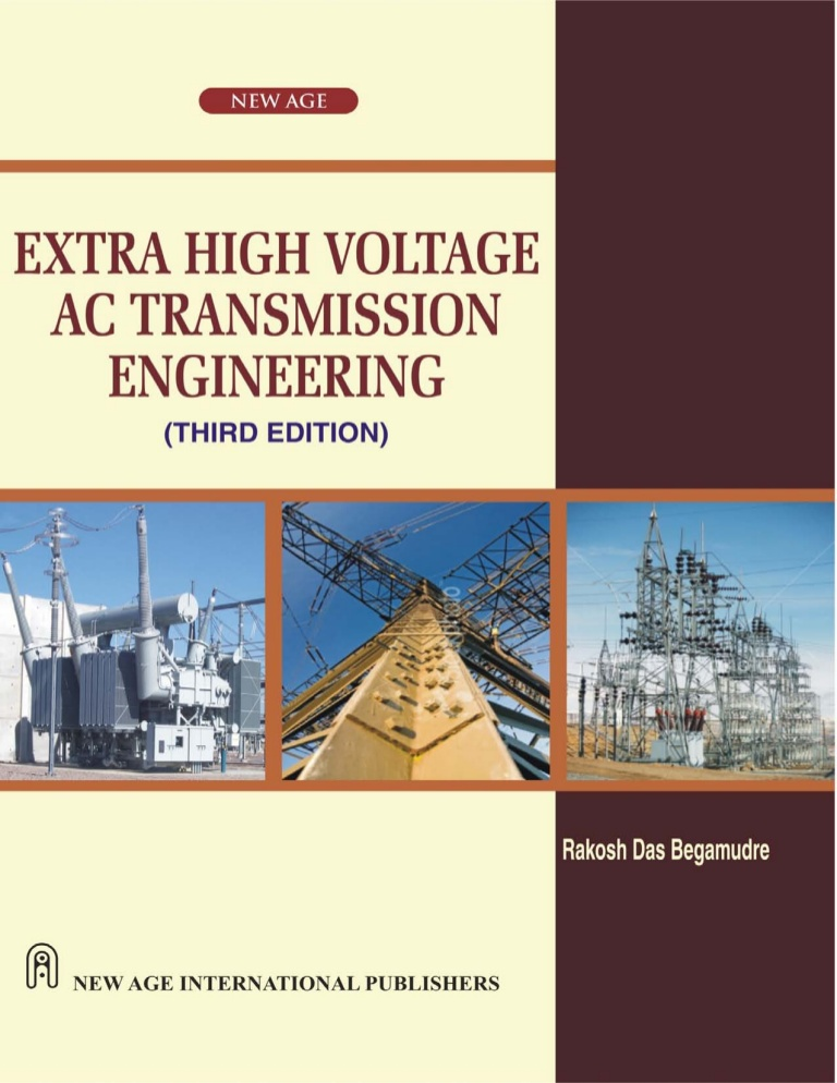 EHV AC TRANSMISSION SYSTEMS (PROFESSIONAL ELECTIVE – IV)